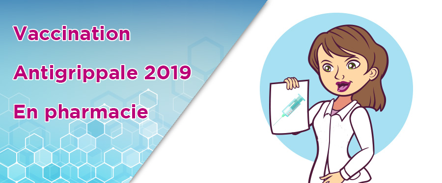 Vaccination antigrippale 2019